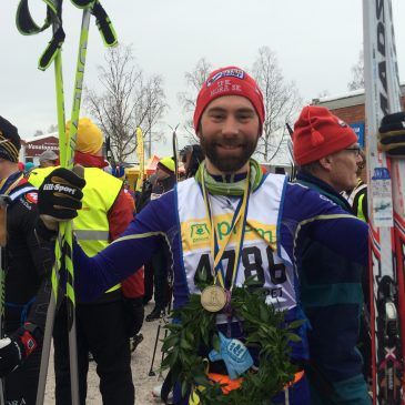 Vasaloppet 2016 – medalj!