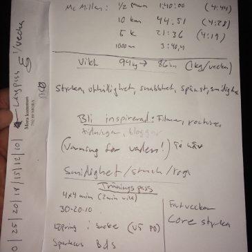 Plan för 1:40 Göteborgsvarvet